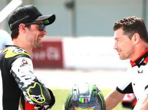 Crutchlow und Cecchinello - © Motorsport Images
