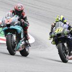 Fabio Quartararo und Valentino Rossi - © Motorsport Images