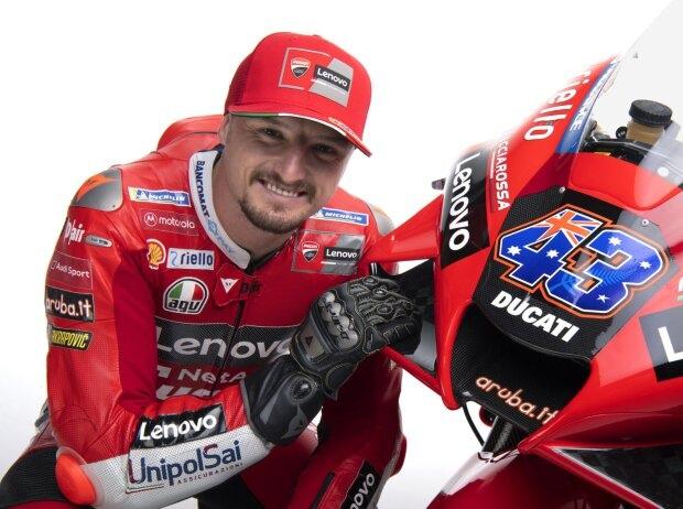 Jack Miller - © Ducati Corse