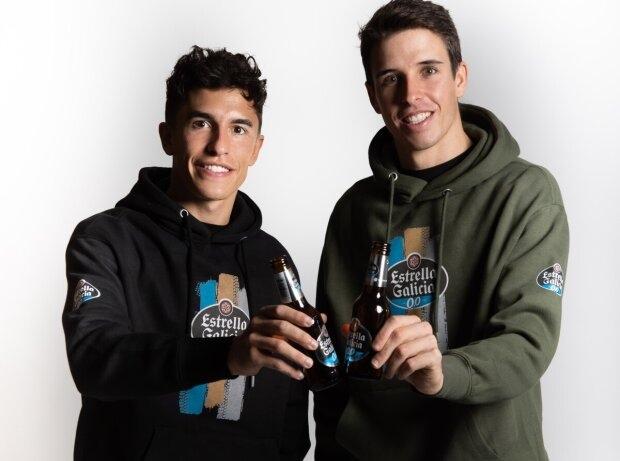 Marc und Alex Marquez - © Estrella Galicia