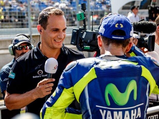 Alex Hofmann - Valentino Rossi - © GP-Fever.de