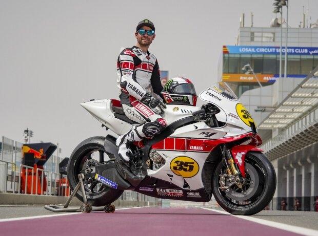 Cal Crutchlow - © 2021 Yamaha Motor Racing Srl