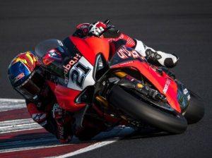 Michael Ruben Rinaldi - © Ducati