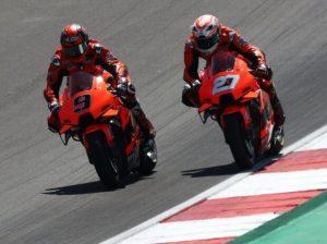 Petrucci u Lecuona - © Motorsport Images