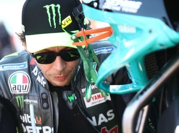 Bradl exklusiv über Rossi: