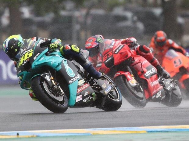 Valentino Rossi mahnt nach Le Mans: