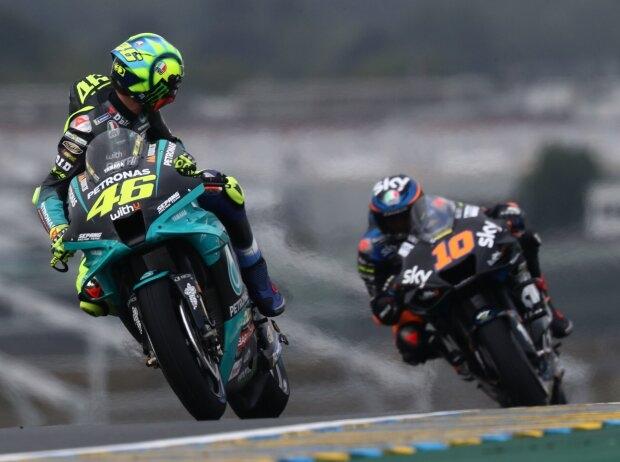 Valentino Rossis MotoGP-Team mit Ducati oder Yamaha?