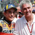 Marc Marquez Mick Doohan - © Motorsport Images
