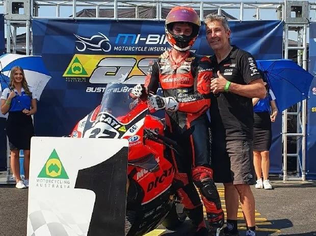 Oli Bayliss - © DesmoSport Ducati