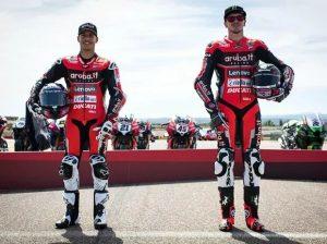 Rinaldi u Redding - © Aruba.it Racing - Ducati