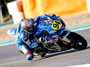 Naomichi Uramoto - © Suzuki Racing