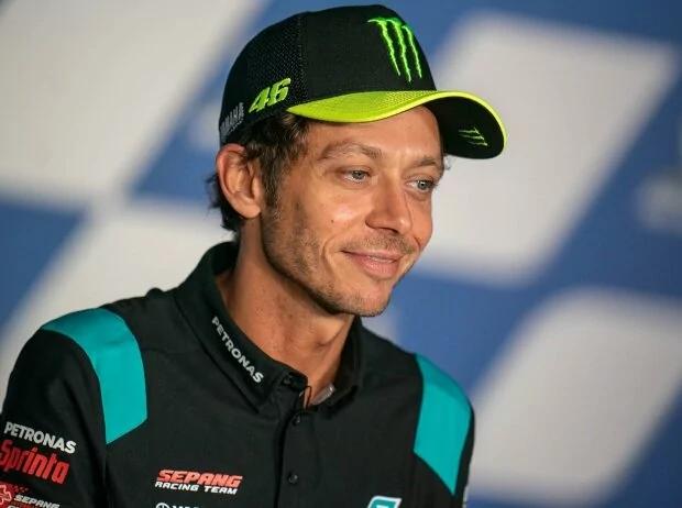 Valentino Rossi beendet seine MotoGP-Karriere Ende 2021