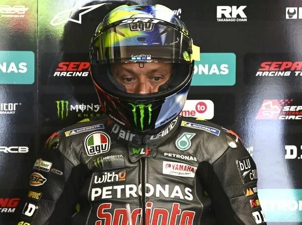 Valentino Rossi bremst die Erwartungen: Red-Bull-Ring nicht optimal für Yamaha