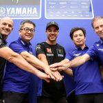 Franco Morbidelli - © Yamaha Motor Racing srl