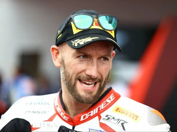 WSBK Jerez: Tom Sykes fällt aus, Eugene Laverty springt ein