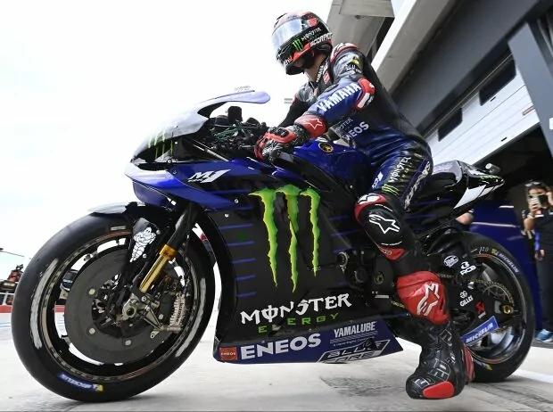 Yamaha plant ein eigenes Moto2-Team in Zusammenarbeit mit VR46