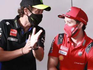 Rossi Dovizioso - © Motorsport Images