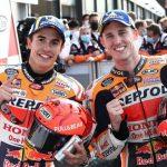 Marc Marquez und Pol Espargaro - © Motorsport Images