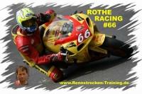 Rothe Racing #66 Rennstrecken-Training