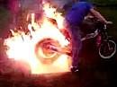 1. Mai - Fireburnout bis der Arzt kommt ;-)