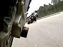 1 Runde Hockenheimring auf einer KTM Superduke onboard
