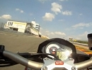 Sachsenring onboard 2012 Mit TuonoV4