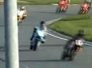 10. Rennen des ADAC MINI BIKE CUP NACHWUCHS 2008 am SACHSENRING