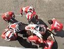1000km Hockenheim 2011 - Boxenstopp Ducati Oberschwaben