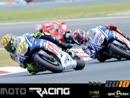 Moto Racing 2010 - DER MotoGP-Kalender 2010 von Andy Glänzel und Fritz Glänzel