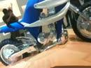 Yamaha Super Tenere Conceptbike sieht geil aus aber eher nicht wüstentauglich - oder?