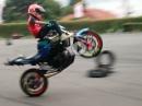 11 Jahre Stuntriding Nachwuchs rockt mit MT25 - Wie geil ist das denn?