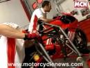Ducati Desmosedici - Factory Tour