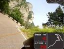 Zwische Trento und Molven ( SS241) mit GPS und Trackoverlay