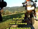 Zieberg in Oberösterreich verbindet das Kremstal mit dem Almtal