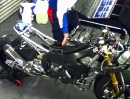 1:30 Motoreinbau SBK-WM Pata Honda (Rea) Portimao - Lasst die Finger fliegen