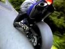 Liebeserklärung an den Supersportler Yamaha R1 - Dragon eine Hommage