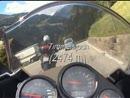 Timmelsjoch - italienische Seite - mit Yamaha Fazer 1000. Die Sonndaachfahrer