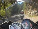 Jaufenpass (Italien) mit Fazer 1000 und den Sonndaachfahrer: