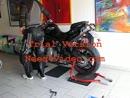 Moto Morini Corsaro Veloce Termignoni ohne Db-Eater