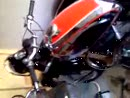 Horex Regina 430CCM - Testlauf nach Motorrevision