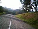Col de Fouchy , Vogesen mit Triumph Tiger - Kamera: ATC 5000