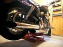 Leo Vince Silvertail K02 an Harley Davidson Sportster 883