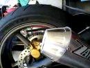 Triumph Daytona 675 - Zard