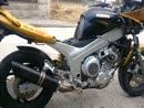 Yamaha TDM 850 Sound mit G&G Auspuff Exhaust