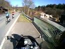 Motorradtour: Siegquelle - L719 von Walpersdorf nach Volkholz