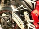 Auspuffanlage IXRACE an Honda CB1000R