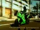 Kawasaki Ninja 250R in Paris 07 - Promovideo