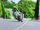 ABARTIG! 270km/h MEGA Save James Hillier - Ballagarey TT 2017