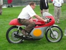 MV Agusta 500ccm Bj: 1956 John Surtees gewann damit die Motorrad-WM