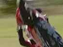 180 Grad steiler Ducati Wheelie.. wehe wenn einer Lacht !